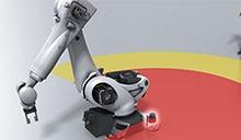 La sécurité des robots collaboratifs en toute simplicité grâce au système SRAP de SICK