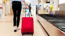 Continuous baggage tracking
