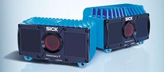 La 3D haute résolution à portée de main Capteur 3D temps de vol Visionary-T DT : la 3D haute résolution à portée de main