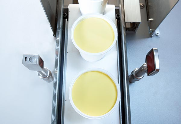 Mounting system hygienic design