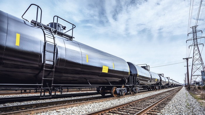 In addition to improving preventive maintenance, the second reason to implement RFID on railroads is the classical UHF use case: real-time asset tracking.