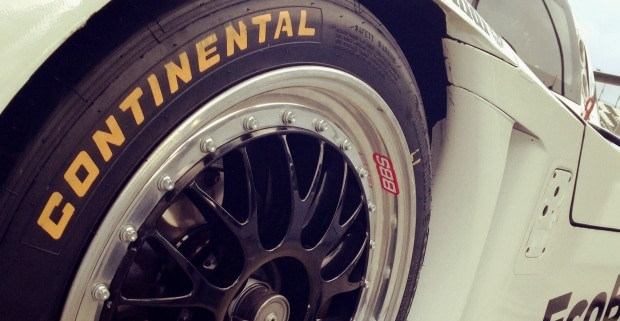 Reifenherstellung Continental