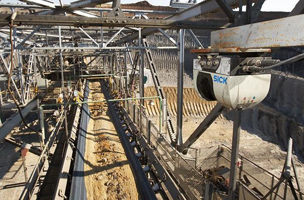Bulkscan LMS511 RWE Power Inden