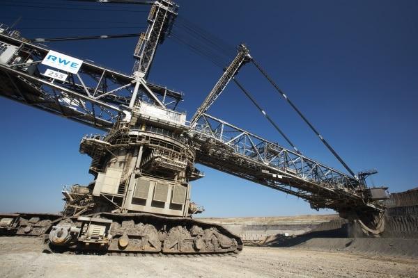 RWE Power AG Inden  Bulkscan LMS511