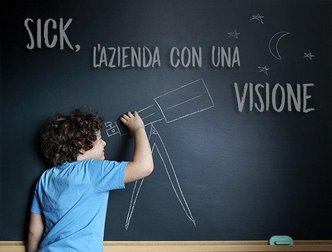 SICK, l'azienda con una visione