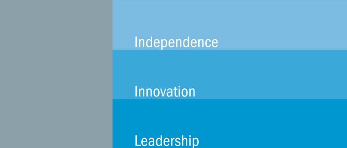 Independence Innovation Leadership