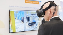 Safety retrofitting: Virtual planning in 3D, implementation in reality