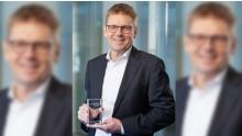 """SICK AG für nachhaltiges Wachstum geehrt - Unternehmensberatung Accenture und DIE WELT zeichnen SICK mit dem """"Top-500-Award"""" aus"""