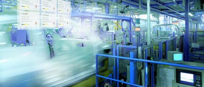 Transparente Produktions- und Logistikprozesse