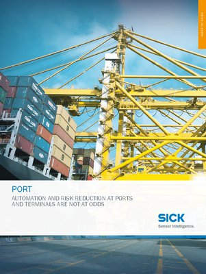 PORT AUTOMATION AND RISK REDUCTION AT PORTS AND TERMINALS ARE NOT AT ODDS