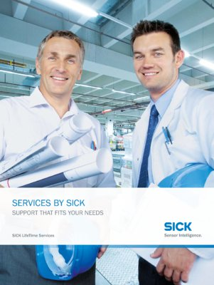 SERVICES BY SICK SUPPORT THAT FITS YOUR NEEDS (US Version)