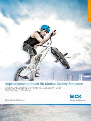 Applikationsbuch für Motion Control Sensoren