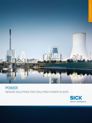 SENSOR SOLUTIONS FOR COAL-FIRED POWER PLANTS
