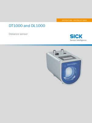 DT1000 and DL1000, 8019329