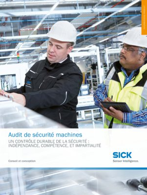 Audit de sécurité machines
