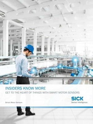 INSIDERS KNOW MORE Smart Motor Sensors