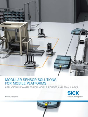 Modular Sensor Solutions for Mobile Platforms