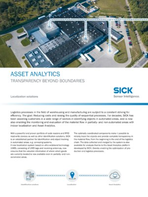 ASSET ANALYTICS TRANSPARENCY BEYOND BOUNDARIES