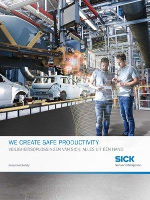 We create Safe Productivity - VEILIGHEIDSOPLOSSINGEN VAN SICK: ALLES UIT ÉÉN HAND