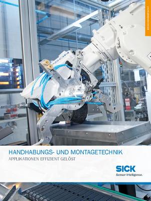 Handhabungs- und Montagetechnik