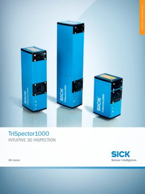 TriSpector1000 Intiutive 3D Inspection