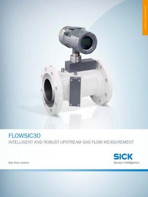FLOWSIC30 Gas flow meters
