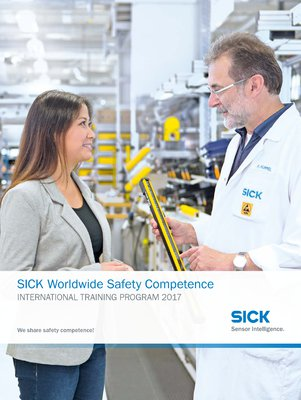 SICK Safety Competence Worldwide