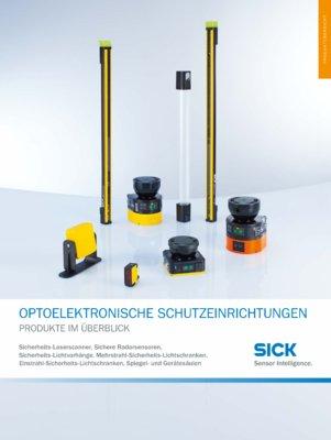 Optoelektronische Schutzeinrichtungen