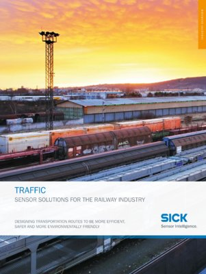 Traffic - SENSOR SOLUTIONS FOR THE RAILWAY INDUSTRY