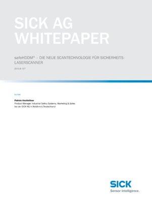safeHDDMTM – Die neue Scantechnologie für Sicherheits-Laserscanner