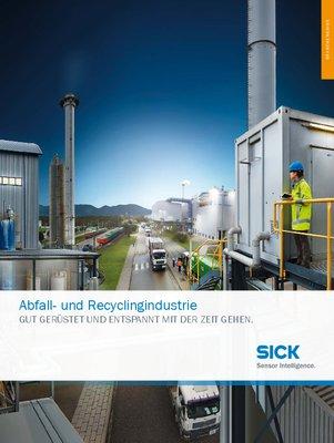 Abfall- und Recyclingindustrie