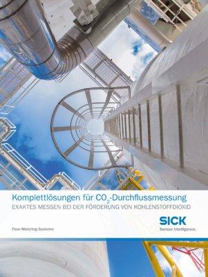 Komplettlösungen für CO2-Durchflussmessung - Flow-Metering-Systeme