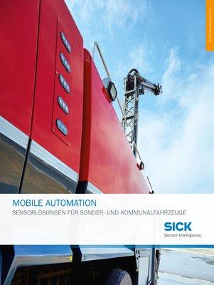 Mobile Automation - Sonder- und Kommunalfahrzeuge