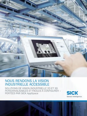 NOUS RENDONS LA VISION INDUSTRIELLE ACCESSIBLE
