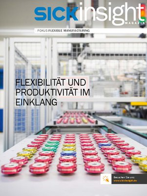 SICKinsight – Flexible Manufacturing