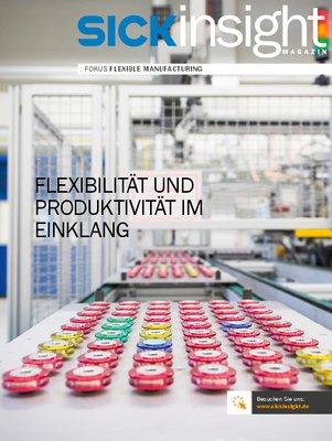 SICKinsight – Flexible Manufacturing