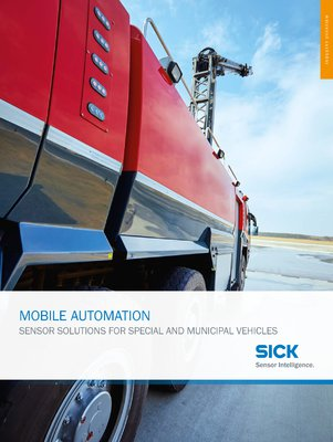 Mobile Automation - Special and municipal vehicles