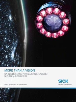 More than a vision Nasze rozwiązania do identyfikacji