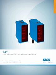 ; 1065887 Reflexions-Lichtschranke SICK GL10-P4212 NEW