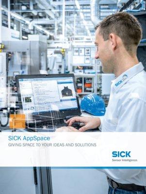 SICK AppSpace