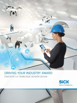 ENDÜSTRI 4.0 DRIVING YOUR INDUSTRY 4WARD