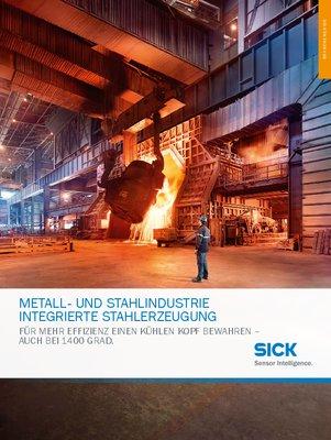 Metall - und Stahlindustrie, Integrierte Stahlerzeugung