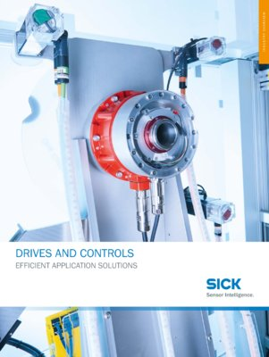 DRIVES AND CONTROLS EFFICIENT APPLICATION SOLUTIONS
