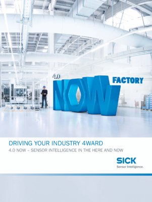 DRIVING YOUR INDUSTRY 4WARD