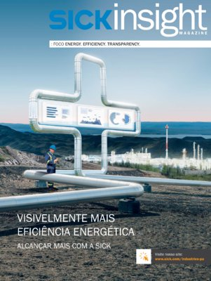 SICKinsight – Energy. Efficiency. Transparency.