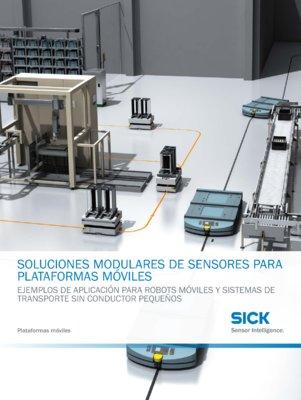 Soluciones Modulares De Sensores Para Plataformas Móviles