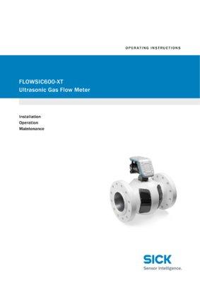 FLOWSIC600-XT Ultrasonic Gas Meter