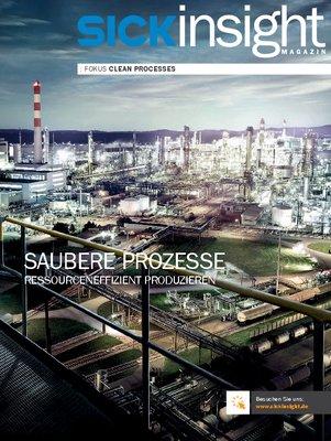 SICKinsight – Clean Processes