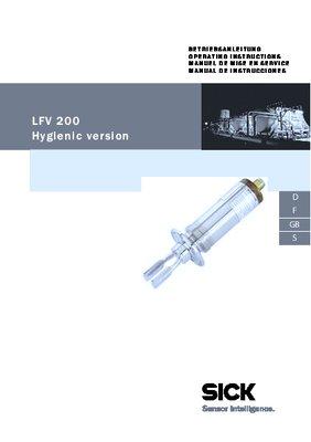 LFV 200 Hygienic version