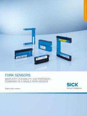 Fork Sensors Registration sensors